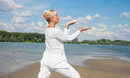 Tai Chi as Effective as Neck Exercises